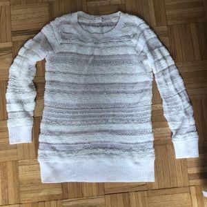 Club Monaco textured knit sweater